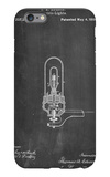 Thomas Edison Light Bulb Patent iPhone 6s Plus Case