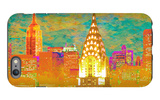 Vibrant City 2 iPhone 6 Plus Case by Christopher James