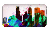 Minneapolis City Skyline iPhone 6 Plus Case by  NaxArt
