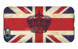 Royal Union Jack iPhone 6 Plus Case by Sam Appleman
