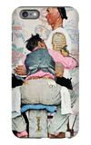 """Tattoo Artist"", March 4,1944 iPhone 6 Plus Case by Norman Rockwell"