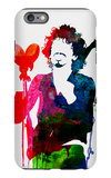 Santana Watercolor iPhone 6s Plus Case by Lora Feldman