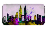 Kuala Lumpur City Skyline iPhone 6s Plus Case by  NaxArt