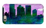 Phoenix City Skyline iPhone 6s Case by  NaxArt