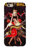 Women Dancing with Wine - Walla Walla, Washington iPhone 6 Case by  Lantern Press