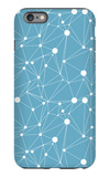 Abstract Geometrical Background iPhone 6 Plus Case by  lolya1988