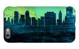 Tulsa City Skyline iPhone 6 Plus Case by  NaxArt