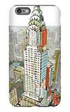 Manhattan iPhone 6 Plus Case by  HR-FM