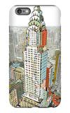 Manhattan iPhone 6s Plus Case by  HR-FM