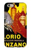 Florio Cinzano Vintage Poster - Europe iPhone 6 Case by  Lantern Press