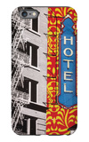 Urban Collage Hotel iPhone 6 Plus Case by Deanna Fainelli