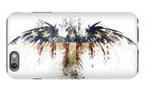 Eagles Become iPhone 6 Plus Case by Alex Cherry