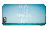 It Was the Best Adventure Ever iPhone 6 Plus Case by Susannah Tucker