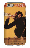 Italy - Anisetta Evangelisti Liquore da Dessert Promotional Poster iPhone 6s Case by  Lantern Press