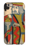 King of Clubs Card iPhone 6 Case
