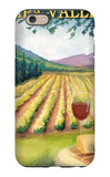 Napa Valley, California Wine Country iPhone 6 Case by  Lantern Press