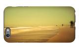 Golden Beach Landscape iPhone 6s Plus Case by Jan Lakey