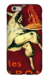 Pates Baroni Vintage Poster - Europe iPhone 6 Case by  Lantern Press