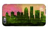 Louisville City Skyline iPhone 6 Plus Case by  NaxArt
