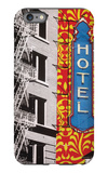 Urban Collage Hotel iPhone 6s Plus Case by Deanna Fainelli