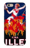 Kina Lillet Vintage Poster - Europe iPhone 6 Case by  Lantern Press