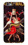 Women Dancing with Wine - Walla Walla, Washington iPhone 6 Plus Case by  Lantern Press