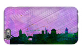 Dublin City Skyline iPhone 6s Plus Case by  NaxArt