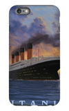 Titanic Scene - White Star Line iPhone 6s Plus Case by  Lantern Press