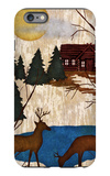 Cabin in the Woods I iPhone 6s Plus Case by Nicholas Biscardi