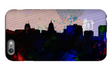Madison City Skyline iPhone 6 Plus Case by  NaxArt