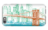 City Print Project iPhone 6 Plus Case