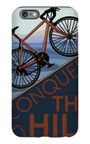 Conquer the Hill - Mountain Bike iPhone 6s Plus Case by  Lantern Press