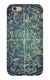 Vintage Zodiac Constellation Of Northern Stars iPhone 6s Case by Alisa Foytik