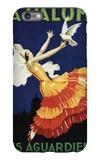 Spain - La Paloma - Anis Aguardiente Promotional Poster iPhone 6s Plus Case by  Lantern Press