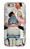 """Tattoo Artist"", March 4,1944 iPhone 6 Case by Norman Rockwell"