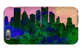 Pittsburgh City Skyline iPhone 6 Plus Case by  NaxArt