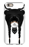 Bear Warrior iPhone 6 Case by Ruben Ireland