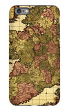 Ireland - Panoramic Map iPhone 6s Plus Case by  Lantern Press