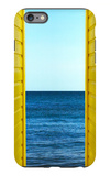 2 Yellow Beach Huts iPhone 6s Plus Case by Andy Bell