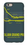 Italian Grand Prix 2 iPhone 6s Case by  NaxArt