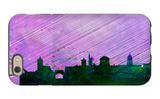 Dublin City Skyline iPhone 6s Case by  NaxArt