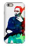 Lenny Watercolor iPhone 6s Case by Lora Feldman