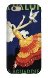 Spain - La Paloma - Anis Aguardiente Promotional Poster iPhone 6 Case by  Lantern Press