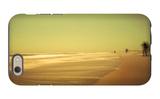 Golden Beach Landscape iPhone 6s Case by Jan Lakey