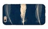 Plumes and Quills 2 iPhone 6 Case by Dan Zamudio