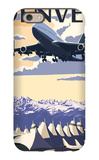Denver, Colorado - Airport View iPhone 6 Case by  Lantern Press