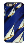"""Sailboat Regatta,"" June 29, 1940 iPhone 6 Case by Ski Weld"