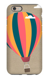 Hot Air Balloon iPhone 6s Case by  Lantern Press