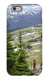 Trail Ridge Road - Rocky Mountain National Park iPhone 6 Case by  Lantern Press