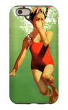 """Dunked Under Water,"" August 9, 1941 iPhone 6 Case by John Hyde Phillips"